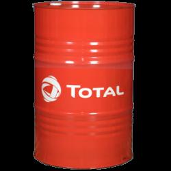 Huile moteur TOTAL RUBIA WORKS 4000 - 10W40 Fut 208L pour machines TP RUBIA4000-208L