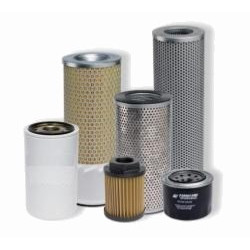 Kit filtration 1000h / YANMAR B37V (hors hydraulique) Moteur : 3TNE88-B1A