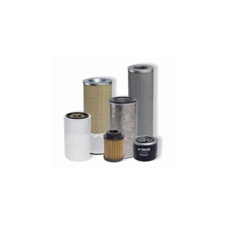 Kit filtration 1000h / TAKEUCHI TB025 hors hydraulique Fil TB025