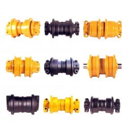 Galet inférieur pour mini-pelle KOMATSU PC12R8 / PC14R / PC14R / PC15MR1 / PC15MRX1 / PC15R8