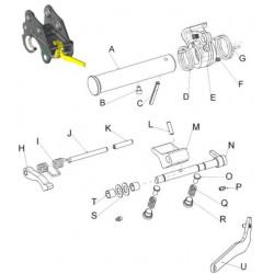 Kits SAV & pièces détachées pour coupleur ISO MORIN M2 S