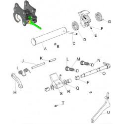 Kits SAV & pièces détachées pour coupleur ISO MORIN M3 S