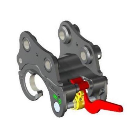 Coupleur MORIN M1 S ISO Mécanique