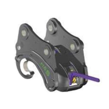 Coupleur MORIN H6 S ISO Hydraulique