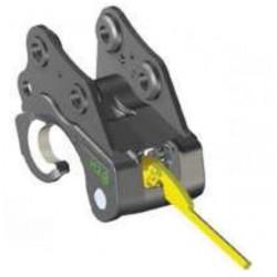 Coupleur MORIN H2 S ISO Hydraulique