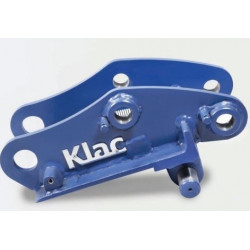 Coupleur KLAC D mécanique (2t à 3.5t)