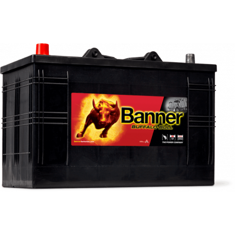 Batterie 12V - 110Ah (344x172x214mm) +G BAT-61048