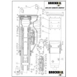 Pièces détachées pour BRH BROCKHILL