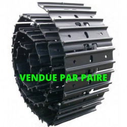 UC171E3P43500 Chaînes acier tuilées 500-171-43 (la paire)