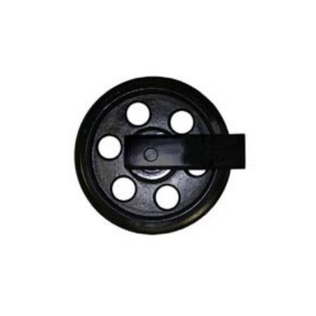 Roue folle pour mini-pelle KOMATSU PC12R8 / PC14R2 / PC14R3 / PC15MR1 / PC15R8 UX025K3E-KOMATSU1