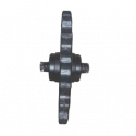 Roue folle dentée JCB 801 / 801.4 / 801.6 / 8014 / 8015 / 8016 / 8017 / 8018 / MICROPLUS UX023R0F-JCB