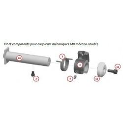 Kits SAV & pièces détachées pour coupleur MORIN M0 MECANO SOUDE