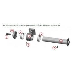 Kits SAV & pièces détachées pour coupleur MORIN M1 MECANO SOUDE