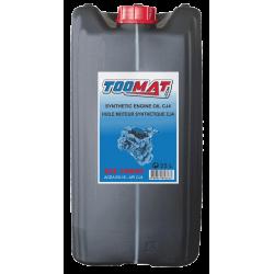 Huile moteur TOOMAT CI4- 15W40 Bidon 25L pour machines TP TOOMAT15W40CI4-25L