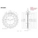 Barbotin YANMAR VIO70CR UR-EN-R015401